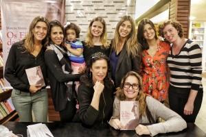 Lançamentos dos Filhos da Mãe na Livraria Argumento,  Rio de Janeiro